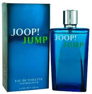 Joop! Jump Eau de Toilette, 100 ml only £15.06 @ Amazon Prime Day Deal