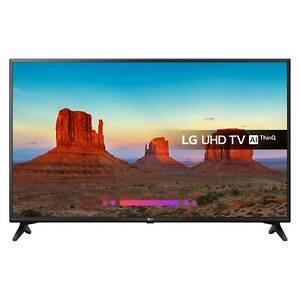 "LG 49UK6200PLA 49"" 4K Ultra HD UHD Smart LED TV £287.20 @ Hughes Direct eBay (Using code)"