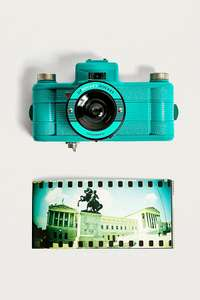 Lomography Sprocket Rocket Panoramic 35mm Camera £34.50 with code Urban Outfitters
