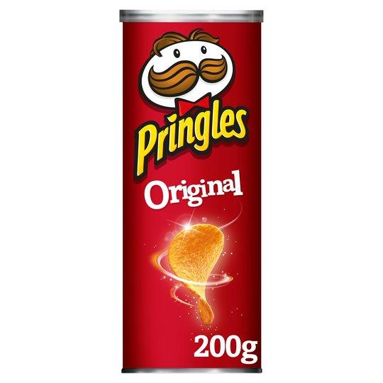 Pringles  Original 200G @ Tesco - £1.12