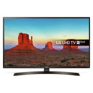 LG 49UK6400PLF 49 LED HDR 4K Ultra HD Smart TV £303.20 @ Hughes Direct eBay (Using code)