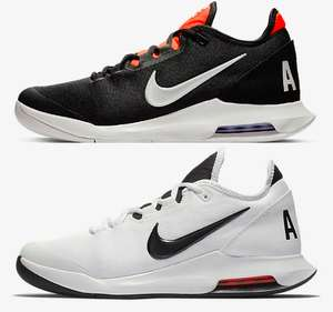 NikeCourt Air Max Wildcard Men's Trainers Black/Crimson/White Size 6, 8.5 / White/Black Size 6, 6.5 £33.18 delivered with code @ Nike