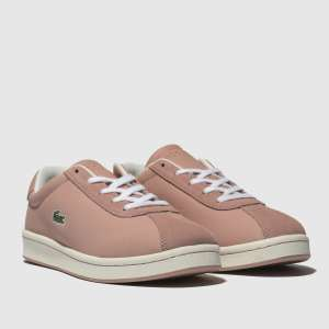 Lacoste childrens trainers 65% off and free click and collect from Schuh online