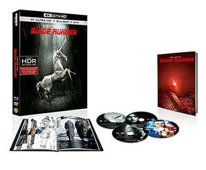 Blade Runner - 35th Anniversary Collector's Edition [4K + Blu-Ray + DVD] - £23.72 delivered @ Amazon.fr