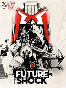 Future Shock: The Story of 2000AD - HD - (Amazon Prime Member Discount) £2.99