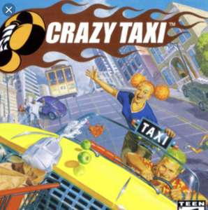 Crazy Taxi (Xbox one/Xbox 360) £1.68 with gold @ Microsoft Store