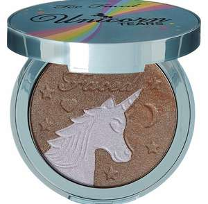 Too Faced Unicorn Tears holographic bronzer £7.99 in store and online @ TKMaxx