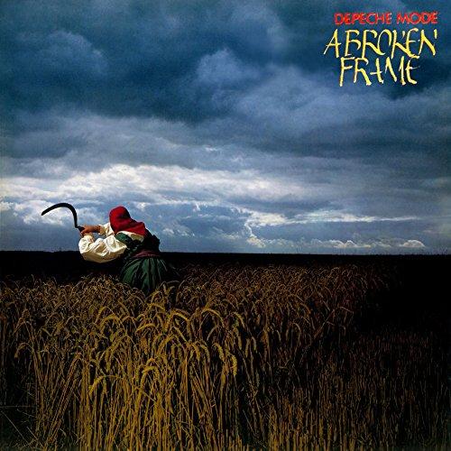 Depeche Mode - A Broken Frame [180g VINYL] - 2016 remaster - £12.35 - delivered @ Amazon.fr