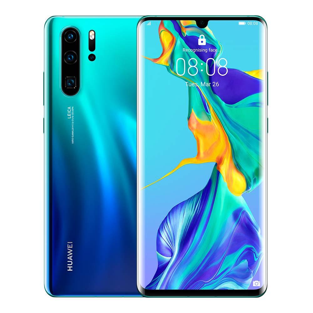 Huawei P30 Pro 128GB 6GB RAM Dual SIM - Aurora £595 @ WowCamera