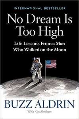 No Dream Is Too High - Buzz Aldrin Memoir - 99p Kindle ebook @ Amazon