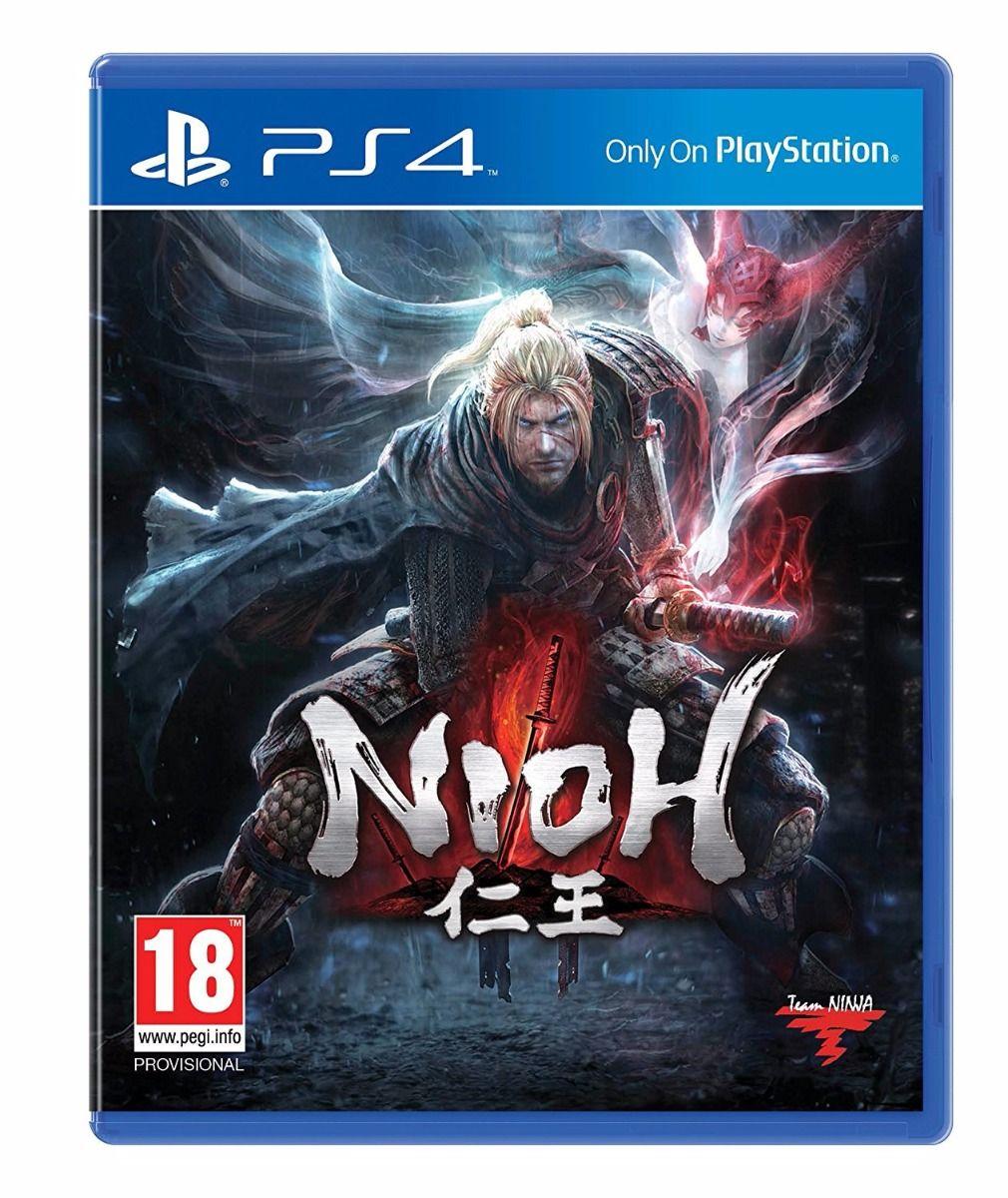 Nioh (PS4) - £11.85 delivered @ Base