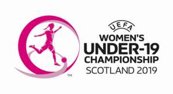 Scotland 2019 UEFA Women's U19s Championship Group Games Adults £2/ Kids £1