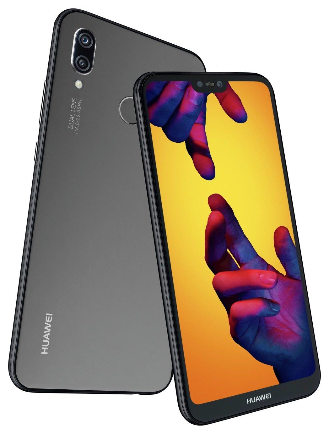 Huawei P20 lite sim free £179.95 at Argos plus get £10 voucher