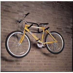 Mont Blanc Fixed Wall Mounted Cycle Storage - 2 Bikes  £5.69 + £3.95 delivery @ Mick's Garage