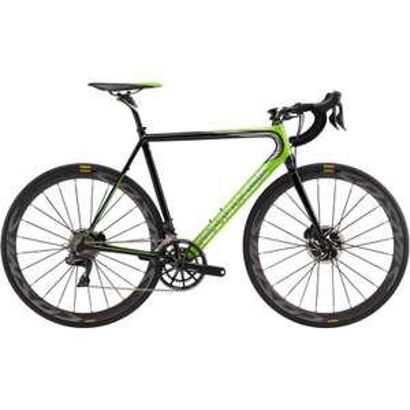Cannondale SuperSix Evo Hi-Mod Disc Team 2019 road bike £4499 @ Startfitness.co.uk