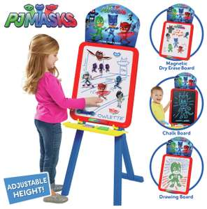 PJ Masks Double-Sided Easel Reduced to £9.99 @ Argos ( C&C)