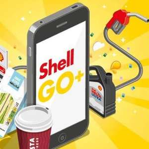 Shell go plus free credits towards fuel purchase and more - £2 off a £10 fuel spend new members