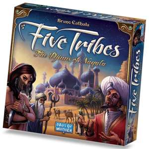 Five Tribes Board Game £33.99 @ 365games