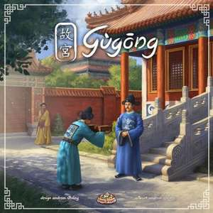Gugong Board Game £32.21 delivered @ Zatu