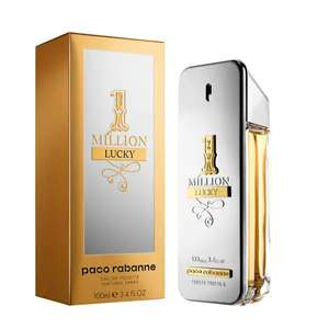 Paco Rabanne 1 Million LUCKY - 100ml EDT - £48 @ Superdrug