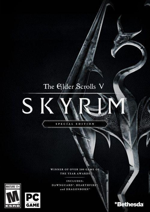 [Steam] The Elder Scrolls V 5 Skyrim Special Edition PC £9.99 @ CDKEYS