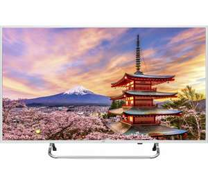"JVC LT-40C591 40"" Full HD LED TV - White - £199 @ Curry's PC World"