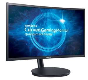 """Samsung C27FG70 27"""" 144Hz 1ms Curved Gaming Monitor - £183.46 delivered at Ebuyer"""