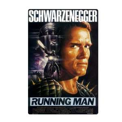 The Running Man (HD) £3.99 @ iTunes