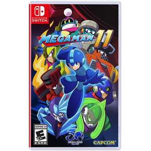 Mega Man 11 - Nintendo Switch - 365games.co.uk £21.84 *PHYSICAL NOT RELEASED IN UK*