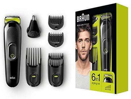 Braun MGK3021 6-in-1 Beard Trimmer and Hair Clipper £14.99 @ Argos - (Free C&C)