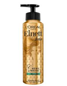 L'Oréal Elnett Volume and Strong hold Mousse/Waves Mousse - 38p instore @ Boots