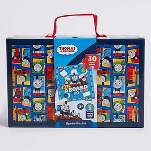 Thomas & Friends™ Jigsaw Puzzle - £4.00 @ Marks & Spencer (free C&C)
