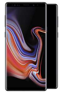 Samsung Galaxy Note 9 128GB Black - EE 30GB data, unlimited text/calls - £36per month/24 months at Affordable Mobiles