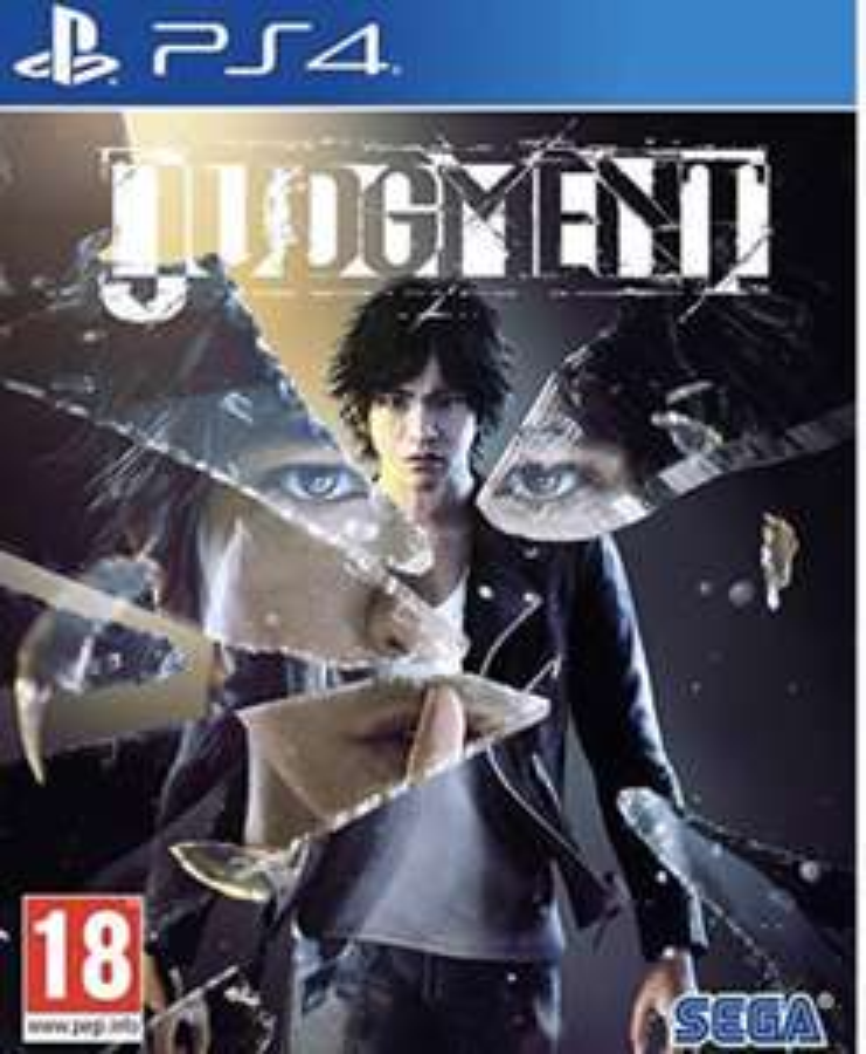 Judgment (PS4) @ bossdeals via eBay