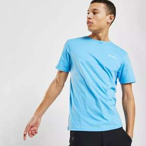 Men's Columbia Cascade T-shirt - £12 with code free click and collect at JD Sports
