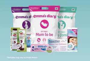 Free Emma's Diary Baby Pack