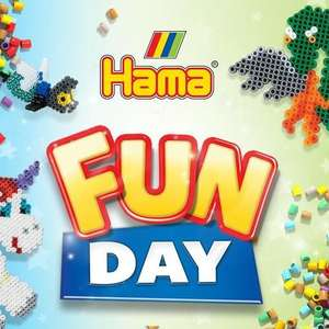 Hama Beads Fun Day! In-Store Event @ Smyths ToyStore - Edinburgh, Stockdon, Cardiff