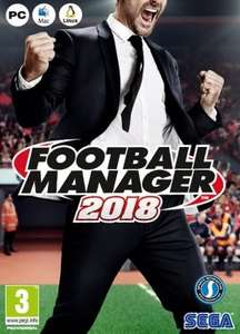 Football Manager (FM) 2018 [PC/Mac] - £2.79 @ CDKeys