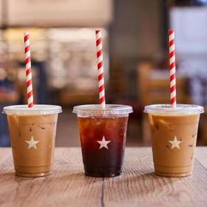 Free Iced Coffee by Pret on Friday 19th July between 10 till 11 am.