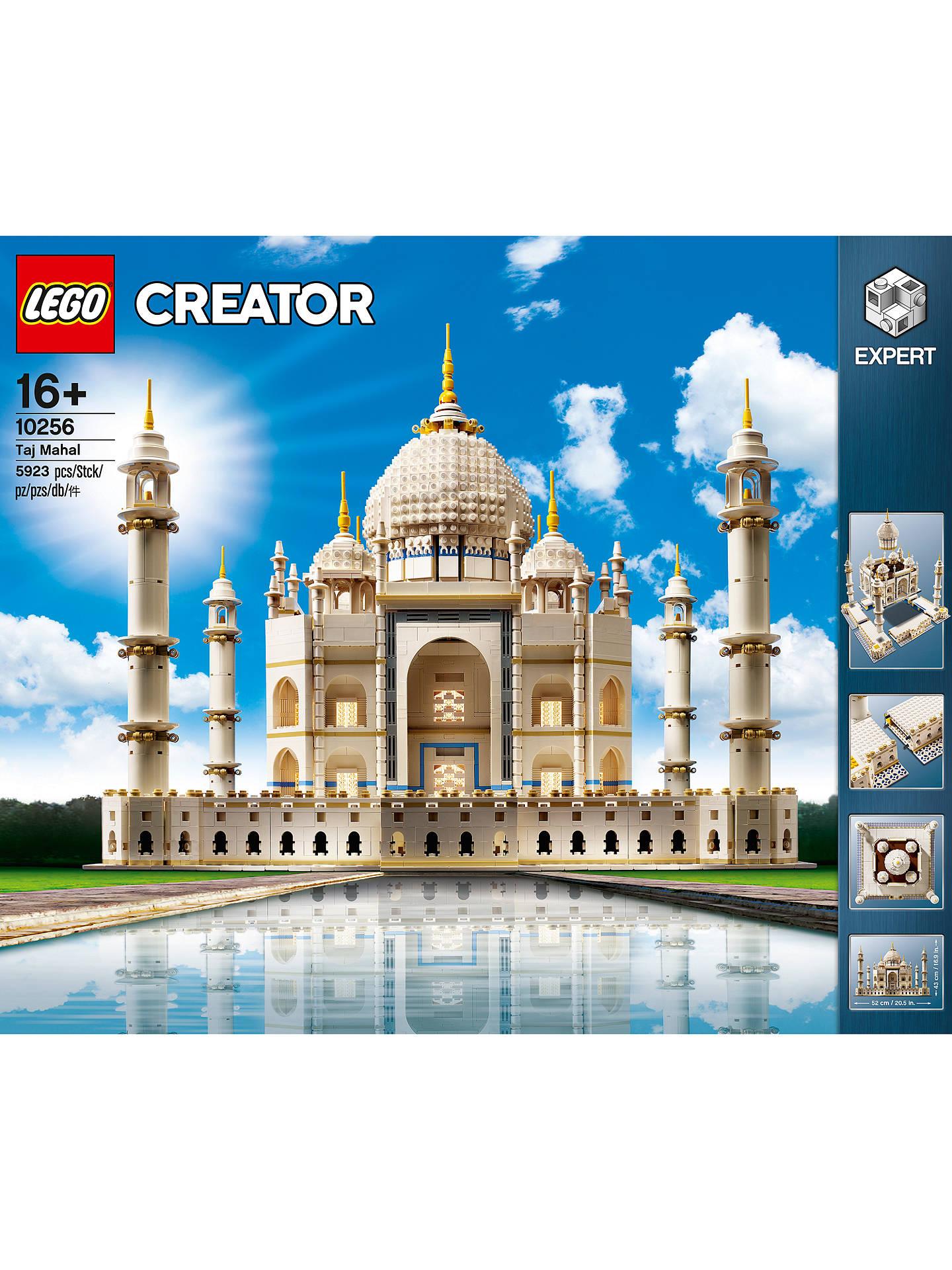LEGO Creator 10256 Taj Mahal - £239.99 at John Lewis & Partners