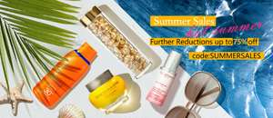 Up tto an Extra 25% off The Summer Sale with Code @ Unineed Beauty Products