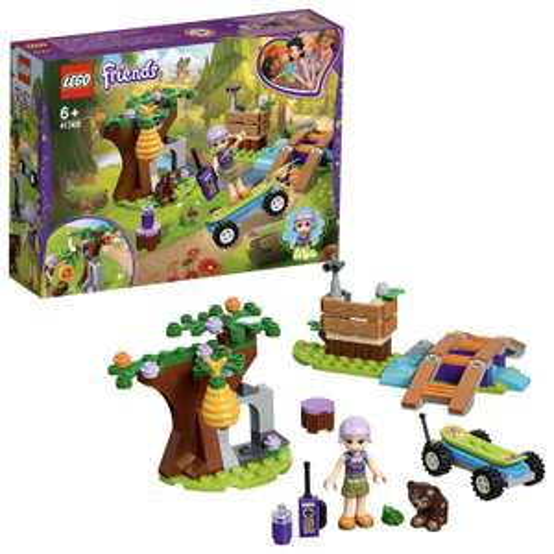 LEGO 41363 Friends Mia's Forest Adventure Building Set - £6.99 at Amazon