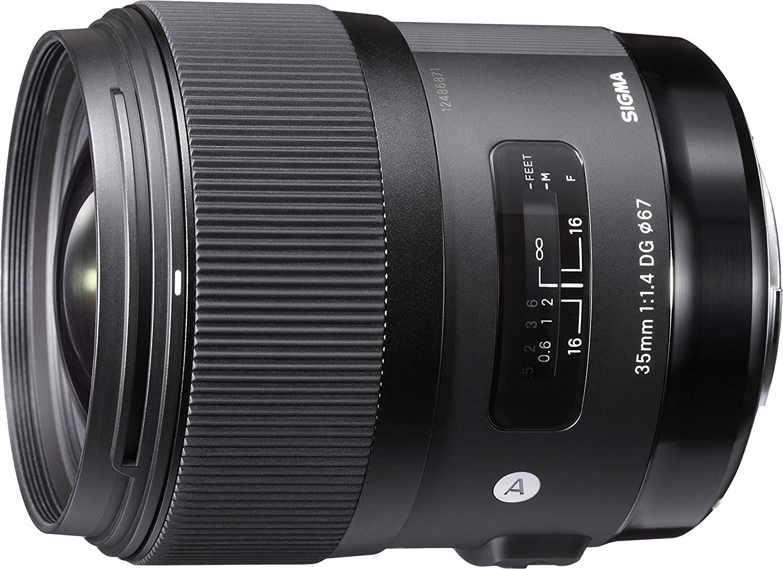 Sigma 340306 35mm F1.4 DG HSM Lens for Nikon - Black - £328.97 WAS Amazon now CUrrys