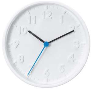 STOMMA Silent Wall Clock - £2 at Ikea
