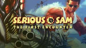 Serious Sam: The First Encounter & The Second Encounter for £1.19 Each @ GOG