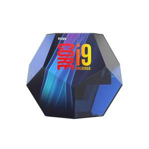 Intel Core i9 9900K CPU - £404.99 Dispatched from and sold by CPU-WORLD-UK LTD