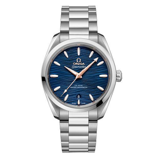 Omega Seamaster Men's Stainless Steel Bracelet Watch - £2,925 @ Ernest & Jones