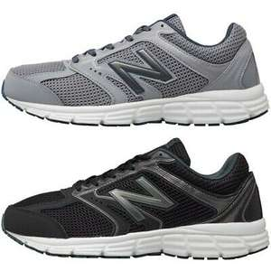 New Balance Mens M460 V2 Neutral Running Shoes Grey OR Black - £31.98 delivered @ MandM Direct