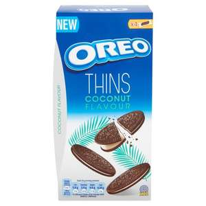 X2 Boxes Of Oreo 32 Coconut Flavour Thins £1 @ Heron Foods