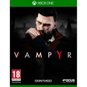 Vampyr (Xbox One) £12.95 / (PS4) £15.95 Delivered @ The Game Collection